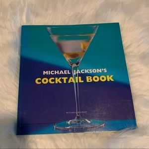 Michael Jackson's Cocktail Book